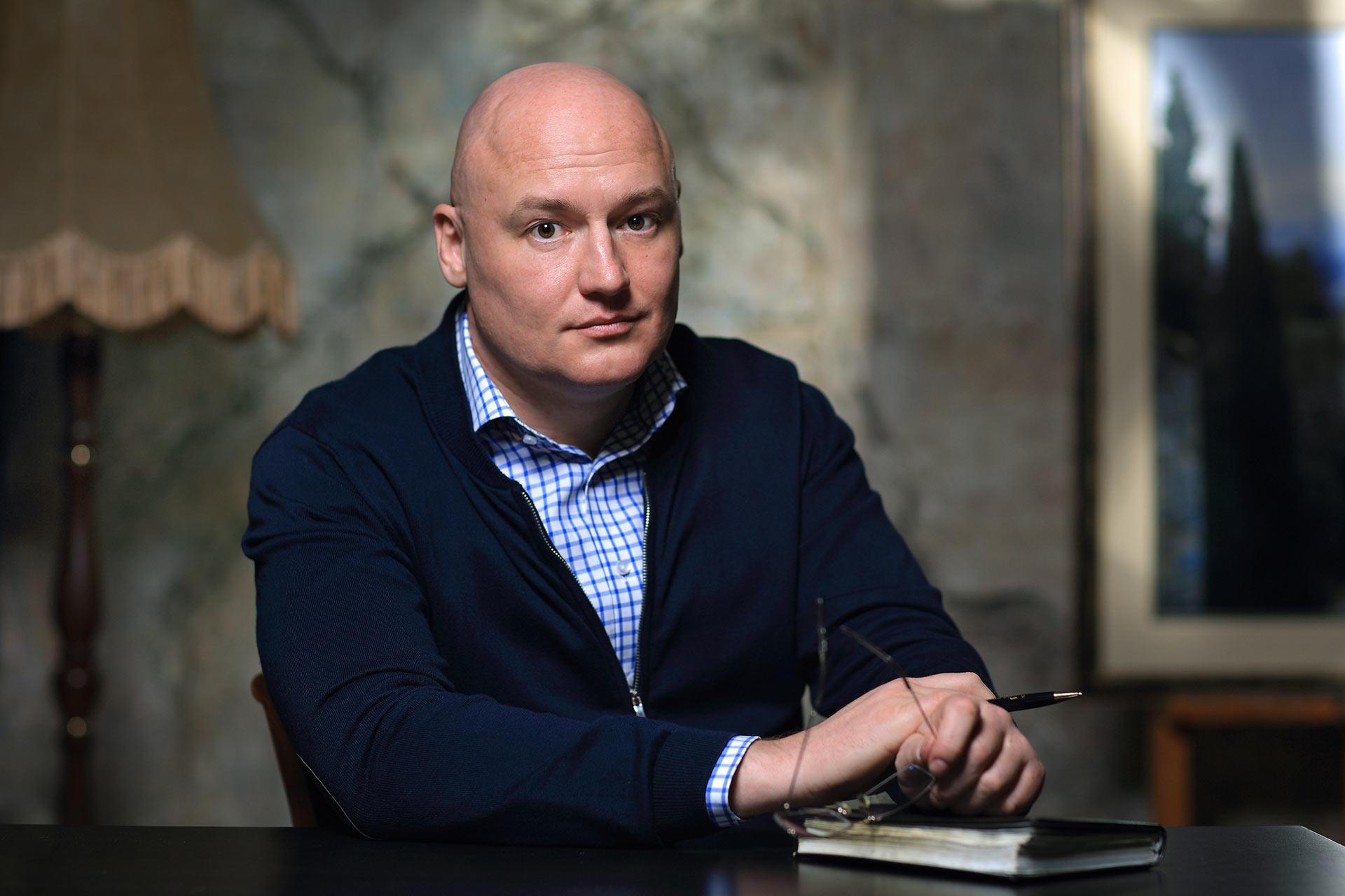 Андрей Карлов, практикующий психолог-психотерапевт