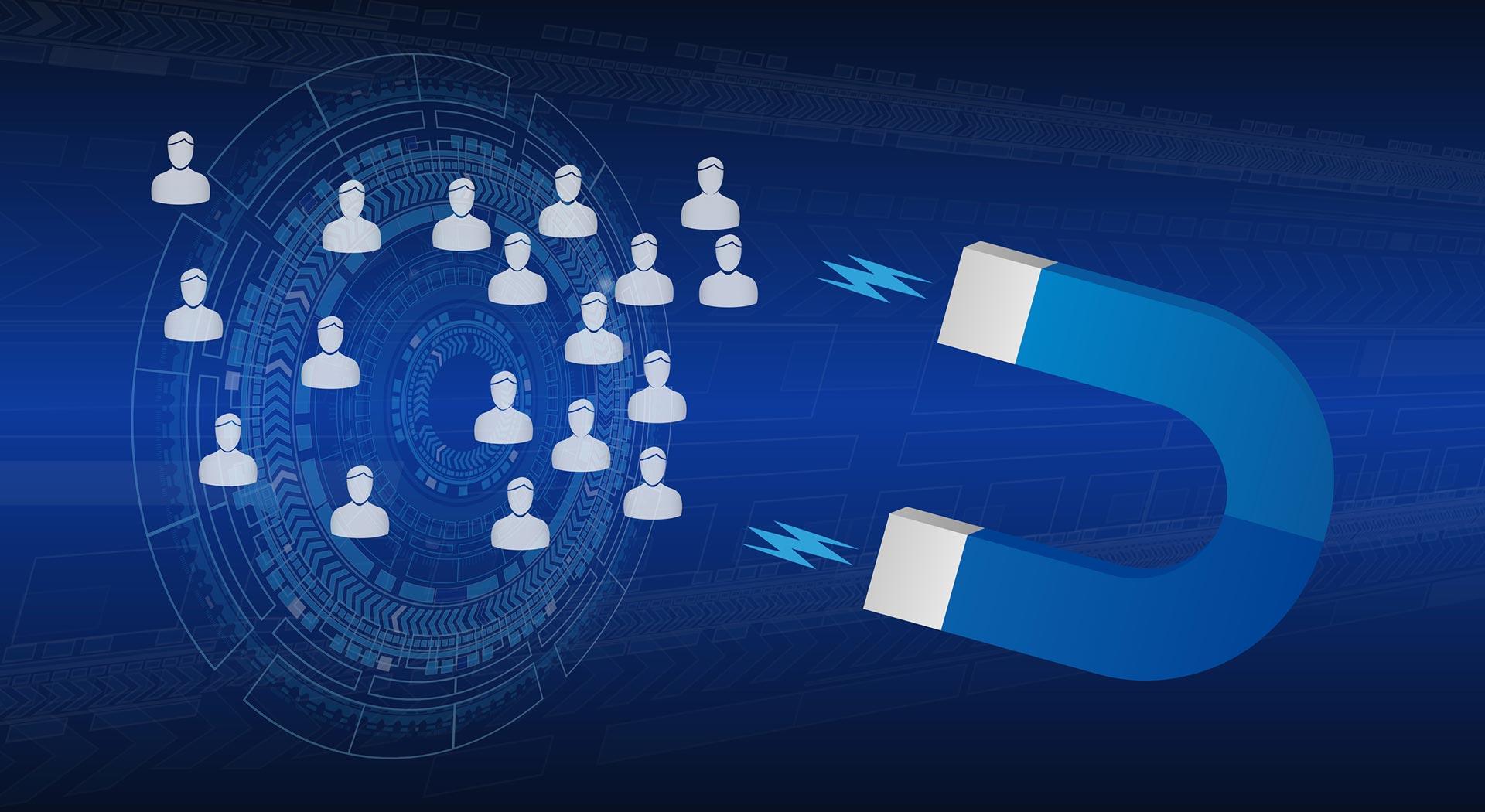 Бесплатный вебинар: Маркетинг-система: магнит для выручки