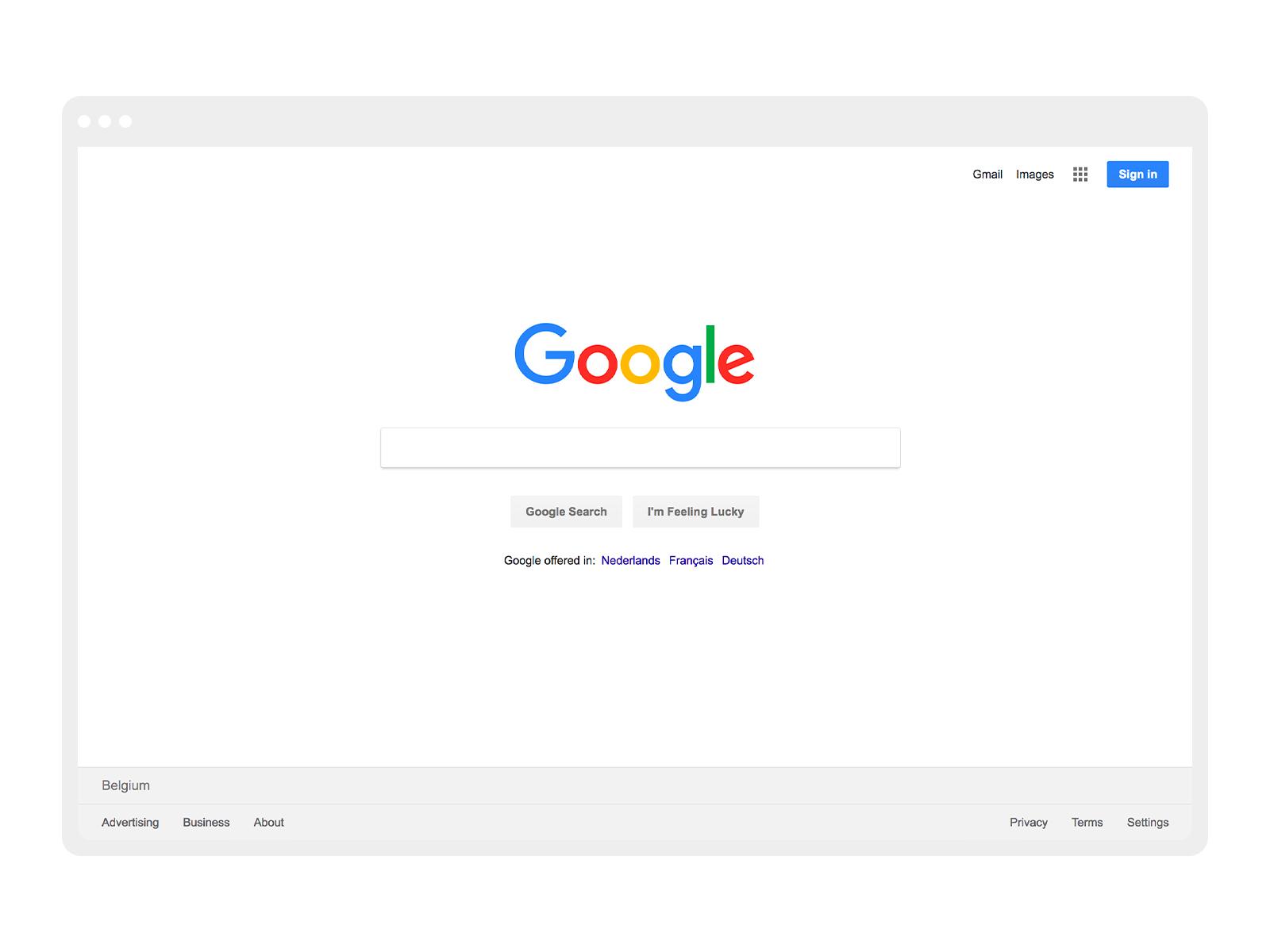 Топ ошибок при запуске сайта. Задумывались, почему поисковая система и окно поиска такие простые?