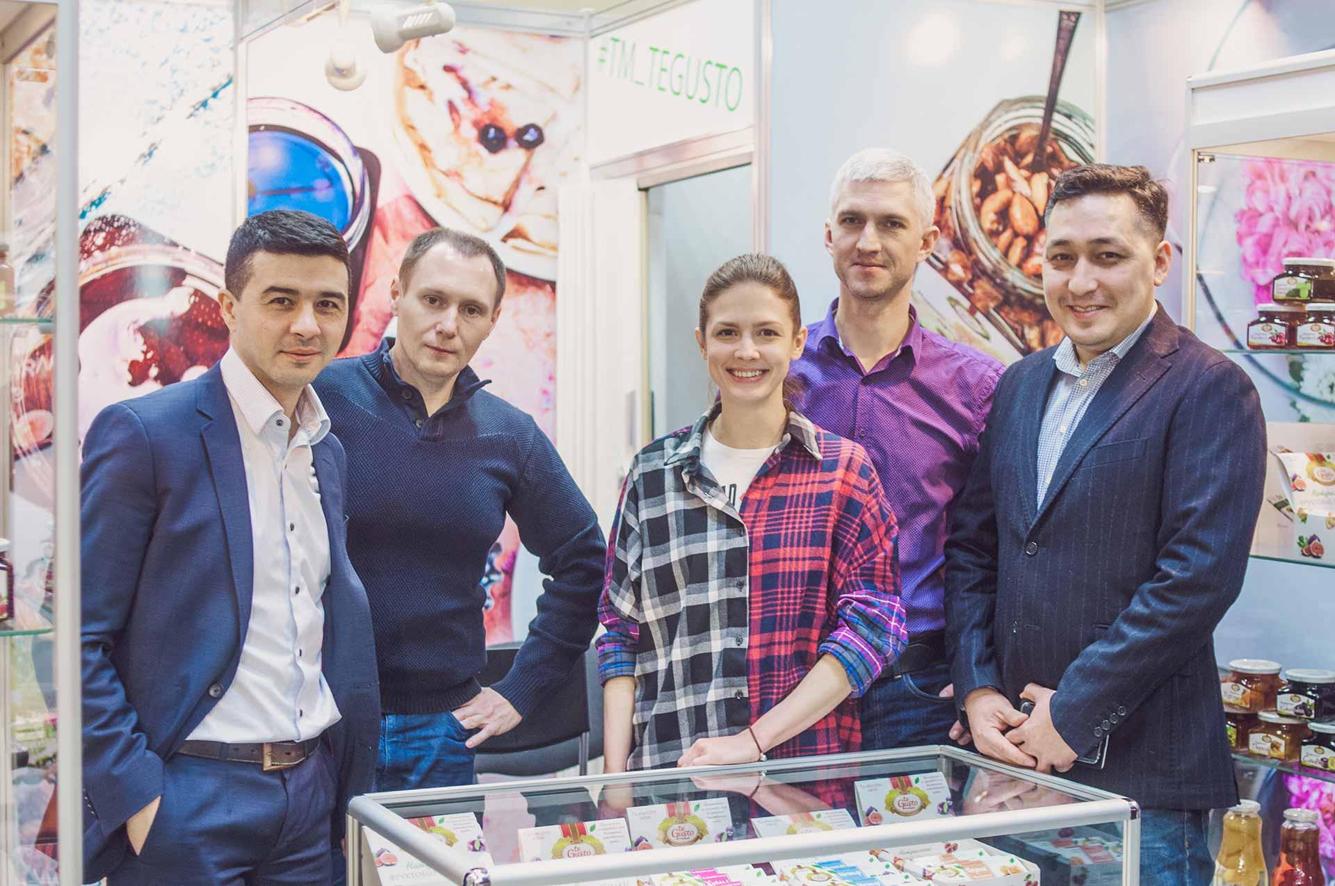 История успеха: Давид Арутюнов и Акмаль Зиядуллаев, компания «Te Gusto»