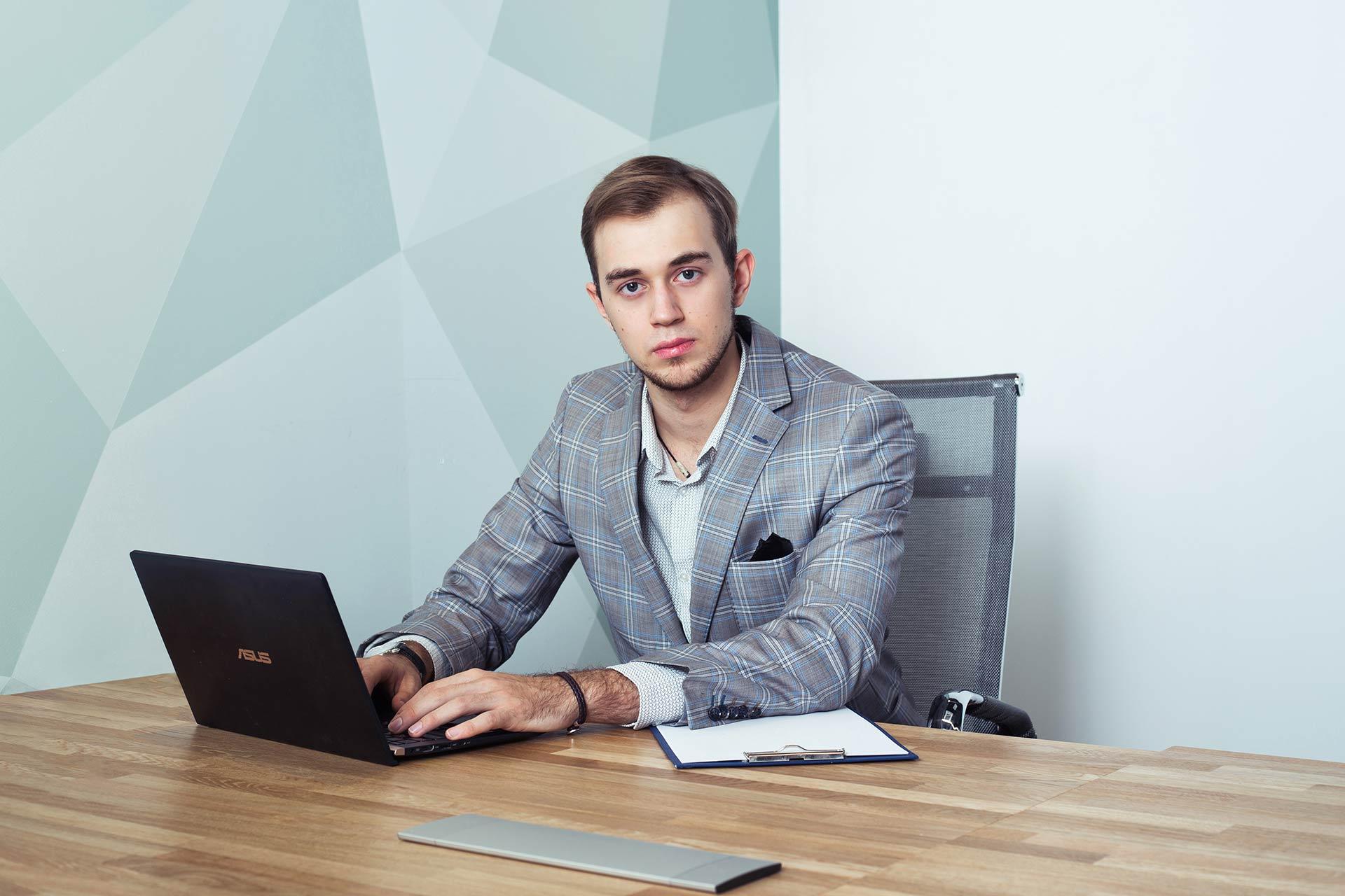 Даниил Гущин. Эксперт по систематизации и автоматизации, управляющий партнер Gudwin Consulting