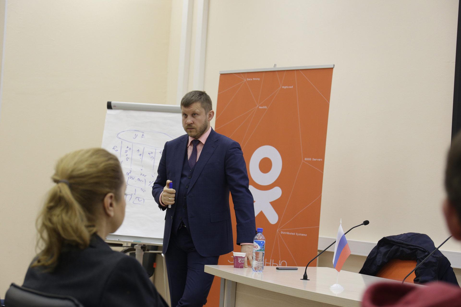 Михаил Старостин — действующий предприниматель, опыт в бизнесе 17 лет